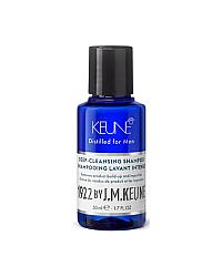 Keune 1922 Care Deep-Cleansing Shampoo - Очищающий шампунь 50 мл