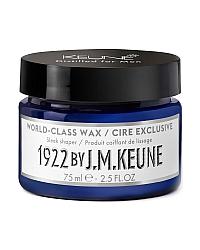 Keune 1922 Styling World-Class Wax - Первоклассный воск 75 мл