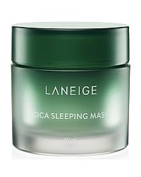 Laneige Cica Sleeping Mask - Маска ночная успокаивающая 60 мл