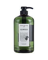 Lebel Natural Hair Soap Treatment Seaweed - Шампунь с морскими водорослями 1000 мл