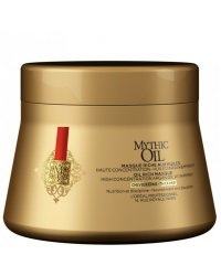 L'Oreal Professionnel Mythic Oil Masque For Thick Hair - Маска для плотных волос 200 мл