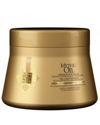 L'Oreal Professionnel Mythic Oil Masque For Normal Hair - Маска для нормальных и тонких волос 200 мл