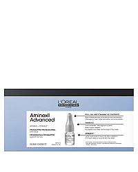 L'Oreal Professionnel Serie Expert Aminexil Advanced - Лосьон в монодозах от выпадения волос, 42х6 мл