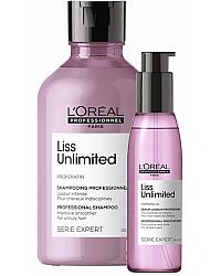 Expert Liss Unlimited для гладкости и дисциплины волос