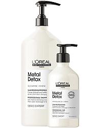 Expert Metal Detox - Нейтрализация металлических частиц в кортексе волоса