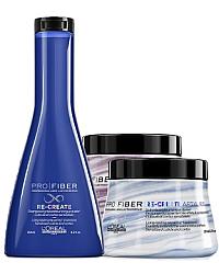 Pro Fiber - Программа возрождения волос продолжительного действия