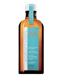 Moroccanoil Light Treatment for blond or fine hair - Масло восстанавливающее для тонких светлых волос 100 мл