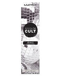 Matrix Socolor Cult - Крем с пигментами прямого действия для волос, тон Серебро диско, 118 мл