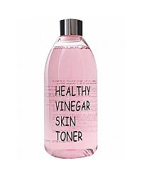 RealSkin Healthy Vinegar Skin Toner (Grape wine) - Тонер для лица красное вино 300 мл