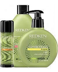 Curvaceous Reno - Обновленная гамма для всех типов вьющихся волос