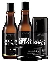 Redken Brews - Уход и стайлинг для волос и бороды