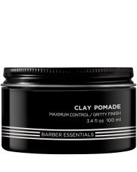 Redken Brews Clay Pomade - Помада-глина для волос 100 мл