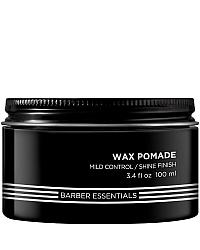 Redken Brews Wax Pomade - Помада-воск для волос 100 мл