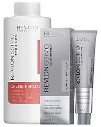 Revlonissimo Colorsmetique - Крем-краска для волос с ухаживающими компонентами