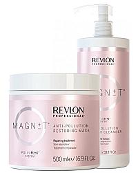 Magnet – защитный экран для волос против загрязнений окружающей среды