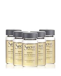 Kydra Secret Professionnel - Растительный кератиновый бустер волос с эфирными маслами 24х7 мл