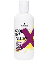 Schwarzkopf Goodbye Yellow Shampoo - Нейтрализующий шампунь 300 мл