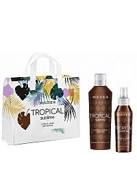 Selective Professional Tropical Sublime Kit - Набор для волос после пребывания на солнце 250 мл + 100мл
