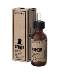 Selective Professional Cemani Beard Oil - Масло для ухода за бородой и усами 50 мл