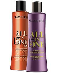 All In One - Многофункциональный уход для волос