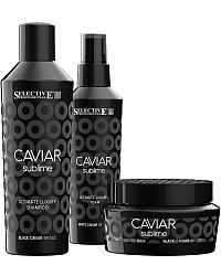 Caviar Sublime - Интенсивный уход для ослабленных волос