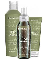 Hemp Sublime - Для сухих и поврежденных волос