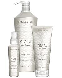 Pearl Sublime - Для придания блеска светлым и химически обработанным волосам