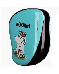 Tangle Teezer Compact Styler Moomin Blue - Расческа для волос
