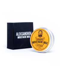 Aleksandrov Moustache Wax Mild Sunrise - Воск для усов 13 г
