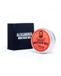 Aleksandrov Moustache Wax Strong Sunset - Воск для усов 13 г