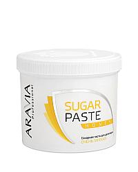 Aravia Professional Сахарная паста для депиляции Медовая очень мягкой консистенции 750 г