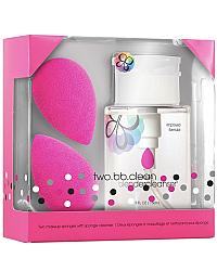 beautyblender Original   Blendercleanser - 2 спонжа для макияжа   Гель для очищения