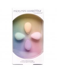 beautyblender Micro.Mini Correct.Four - Набор из 4 спонжей