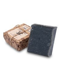 Borodist Coal Soap Black Stone - Мыло угольное 90 г