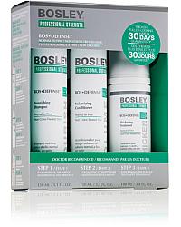 Bos Defense - Защита для нормальных/тонких неокрашенных волос