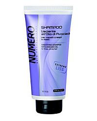 Brelil Numero Liss Smoothing Shampoo - Шампунь разглаживающий для пушистых и непослушных волос 300 мл