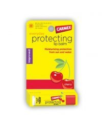 Carmex Protecting Cherry Бальзам для губ Вишня, 4,25 гр (стик)