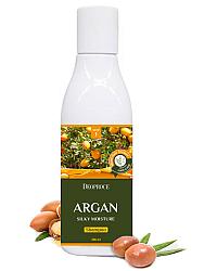 Deoproce Argan Silky Moisture Shampoo - Шампунь для волос с аргановым маслом 200 мл
