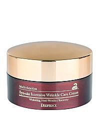 Deoproce Syn-Ake Intensive Wrinkle Care Cream - Крем для лица со змеиным ядом 100 г