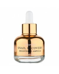 Deoproce Snail Recovery Brightening Ampoule - Ампула-сыворотка на основе муцина улитки 30 мл