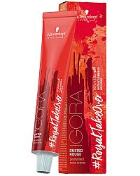 Igora #RoyalTakeOver Dusted Rouge - Краска для волос (тон 5-869 Светло-коричневый) 60 мл