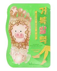Еlizavecca Witch Piggy Hell Pore Turtle's Foot Pac - Маска-носочки для ног 40 г