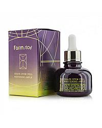 FarmStay Ampoule Serum with Grape Cells - Ампульная сыворотка c клетками винограда 30 г