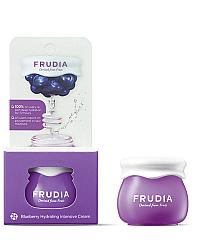 Frudia Blueberry Intensive Hydrating Cream - Увлажняющий крем с черникой 10 г