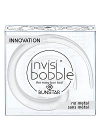 Invisibobble BUNSTAR Ice Ice Lady - Заколка для пучков, цвет прозрачный 2 шт