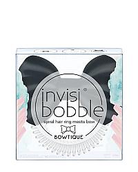 Invisibobble BOWTIQUE True Black - Резинка для волос, цвет черный 1 шт