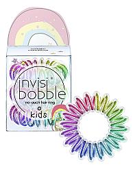 Invisibobble KIDS Magic Rainbow - Резинка для волос, цвет радужный 3 шт