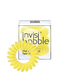 Invisibobble ORIGINAL Submarine Yellow - Резинка для волос, цвет желтый 3 шт