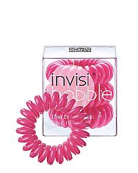 Invisibobble ORIGINAL Candy Pink - Резинка для волос, цвет розовый 3 шт