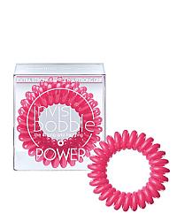 Invisibobble POWER Pinking of you - Резинка-браслет для волос, цвет розовый 3 шт
